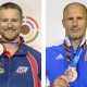 WC Gabala: Silver and Bronze medals 50m rifle prone men with Starik Tubes