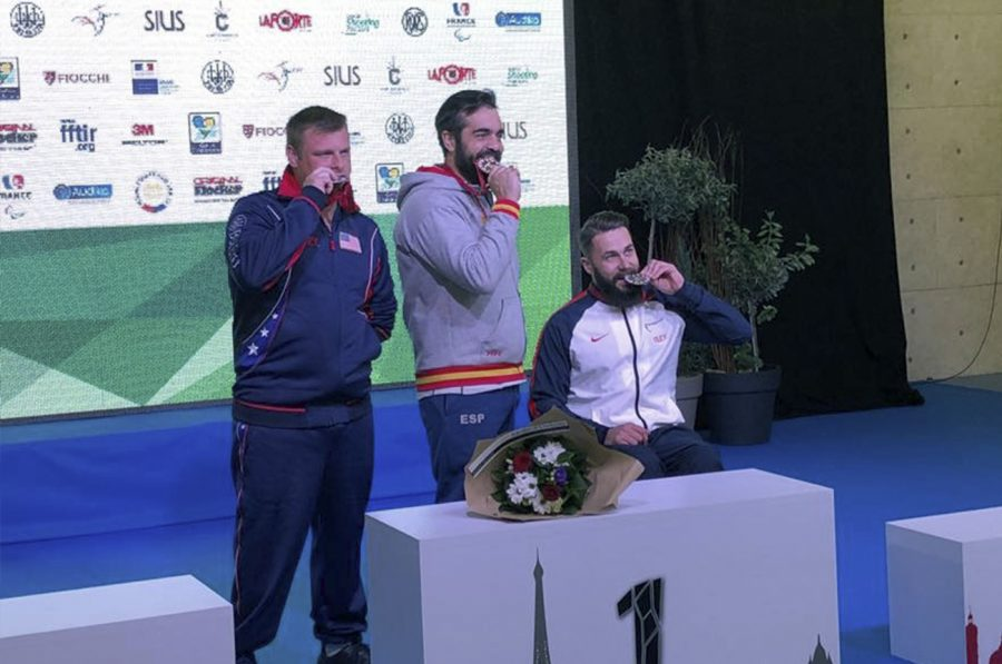 New success with the SCT during the Châteauroux2018 WorldShootingPara Sport WorldCup